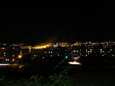 Erdenet at Night