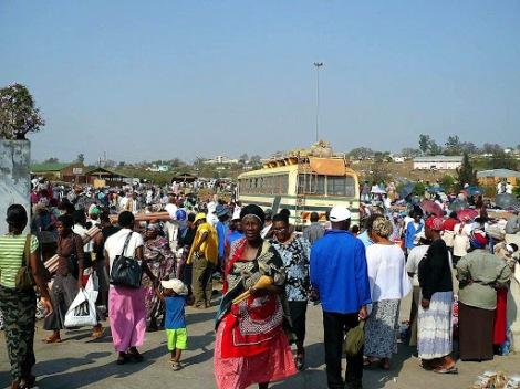 Swaziland People HIV