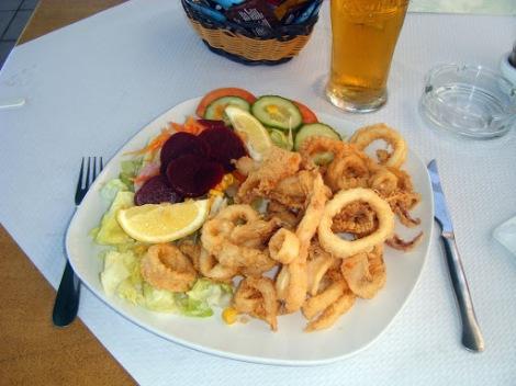 Gibraltar Cuisine