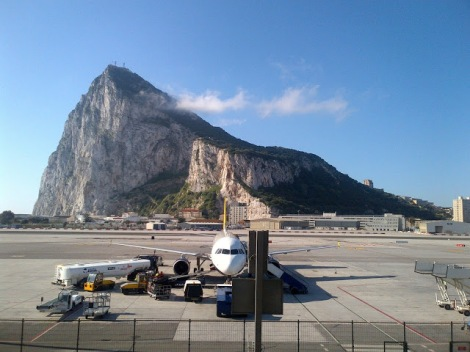 How to get to Gibraltar