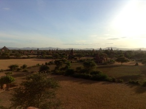 Tourist Attractions Bagan