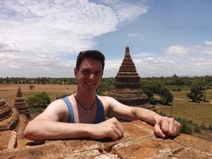 Bagan tourist