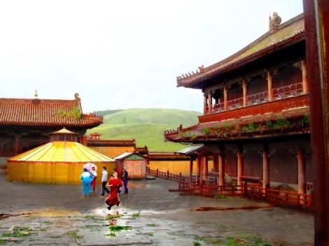 Buddism Mongolia