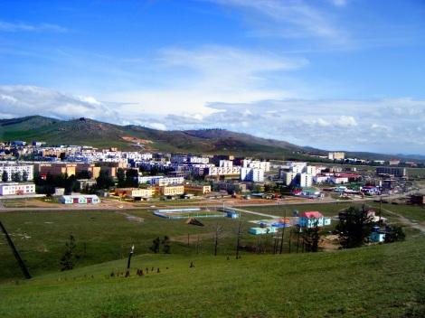 Orkhon Province Capital
