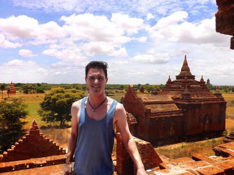 Tourism in Burma