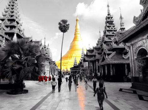 LGBT photo of myanmar