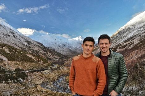 Gay travel Scotland